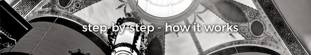 Step By Step How it Works
