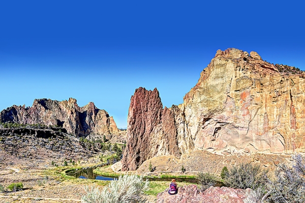 The Girl at Smith Rock (Redux).jpg