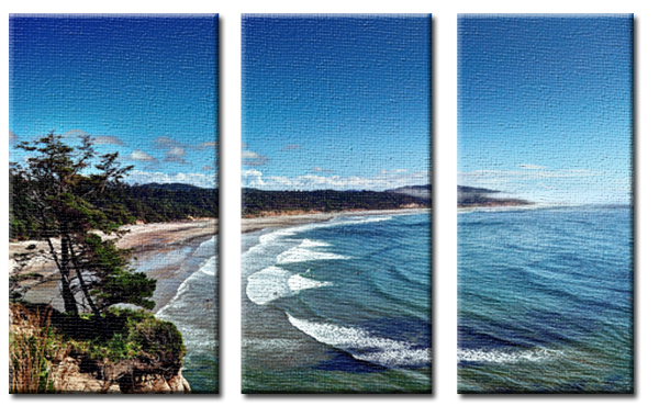 The Oregon Coast (Triptych).png