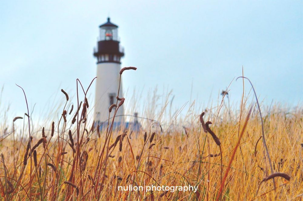 Yaquina Lighthouse (Redux)
